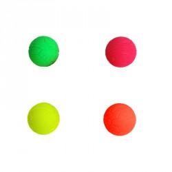 Barázdált PVC labda 10 cm Sportszer Amaya