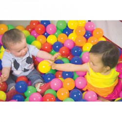 Medencébe való labdák 85 mm-es Játéklabda Amaya