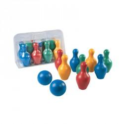 Lakkozott hab bowling Fejlesztő játékok Amaya