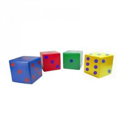 Hab dobókocka 20x20 cm Fejlesztő játékok Amaya