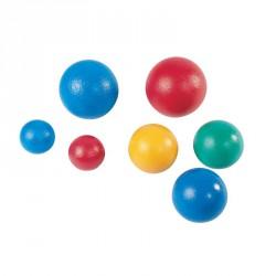 Lakkozott szivacslabda 130 mm Játéklabda Amaya