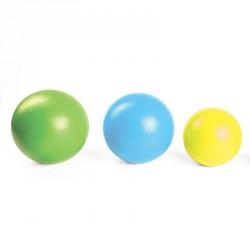 Könnyű, lakkozott szivacslabda 160 mm Játéklabda Amaya