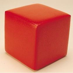 Lakkozott szivacs kocka 25 cm Sportszer Amaya