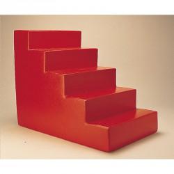 Lakkozott szivacs 5 fokos lépcső Sportszer Amaya