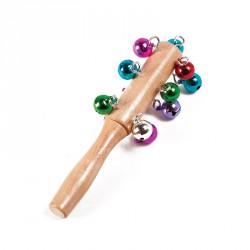 Fogantyús színes mini csengettyűk Sportszer Amaya