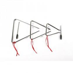 Közepes triangulum 15 cm Sportszer Amaya