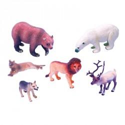 Állatvilág 2. Műanyag állatok Amaya