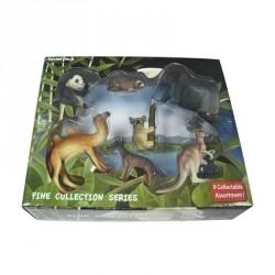Állatvilág 3. Műanyag állatok Amaya