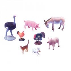 Állatvilág 4. Műanyag állatok Amaya