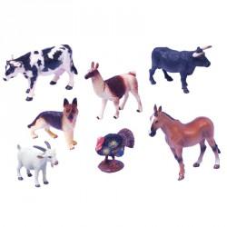 Állatvilág 5. Műanyag állatok Amaya