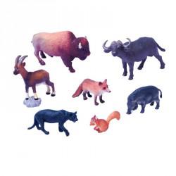 Állatvilág 6. Műanyag állatok Amaya