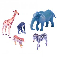 Állatvilág 8. Műanyag állatok Amaya