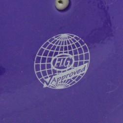 RSG verseny labda lila 19 cm Sportszer Amaya