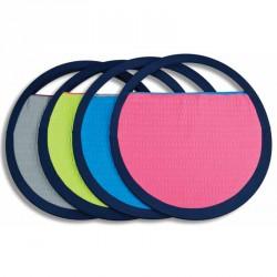 Gimnasztikai eszköztartó zsák rózsaszín Sportszer Amaya
