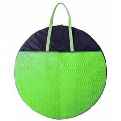 Gimnasztikai eszköztartó táska zöld Sportszer Amaya