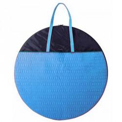 Gimnasztikai eszköztartó táska kék Sportszer Amaya