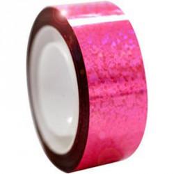 Dekorációs szalag tornakarikára csillám rózsaszín 11 m Sportszer Amaya
