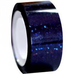 Dekorációs szalag tornakarikára csillám fekete 11 m Sportszer Amaya