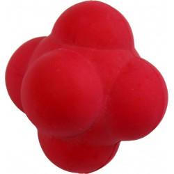 Reakciólabda 100 mm piros Sportszer Amaya