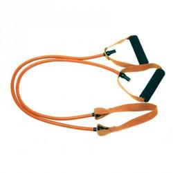 Erősítő gumikötél középső pánttal 1,2 m gyenge Sportszer Amaya