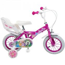 Gyerek kerékpár Disney Princess 12 BLACK FRIDAY Licenc kerékpár