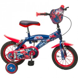 Gyerek kerékpár Pókember 12 Kerékpár Licenc kerékpár