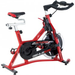 Fitnesz kerékpár Genius 535 JK Fitness Sportszer JK Fitness