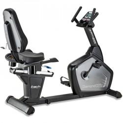 Háttámlás szobakerékpár Diamond D39 JK Fitness Sportszer JK Fitness