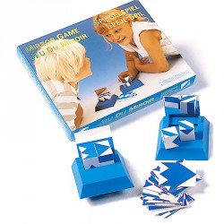 Tükörjáték kék Fejlesztő játékok Gonge