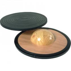 Egyensúlyozó deszka fekete Sportszer Gonge