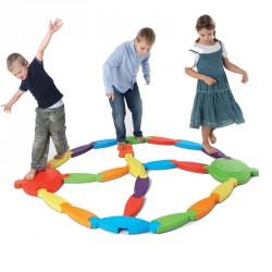 Sziget egyensúlyozó pálya elem Sportszer Gonge