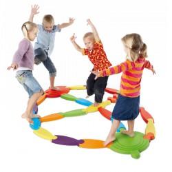 Folyó egyensúlyozó játék szett Sportszer Gonge