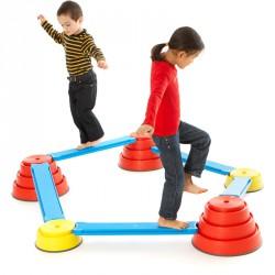 Egyensúlyozó szett Sportszer Gonge