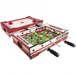 Játékasztal 2in1 FLIP-XM BLACK FRIDAY Carromco