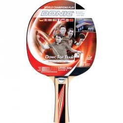 Donic Top Team 600 ping-pong ütő Sportszer Donic
