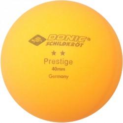 Donic Prestige ping-pong labda 2 csillagos narancs Black Friday Donic