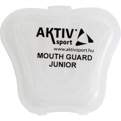 Aktivsport fogvédő egysoros gyerek átlátszó Sportszer Aktivsport