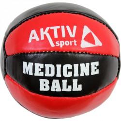 Aktivsport medicin labda 1 kg bőr Sportszer Aktivsport