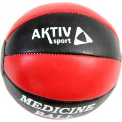 Aktivsport medicinlabda 2 kg bőr Sportszer Aktivsport