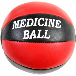 Aktivsport medicinlabda 3 kg bőr Sportszer Aktivsport
