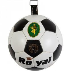 Fejelő labda méret: 5 szintetikus bőr Sportszer Barrett