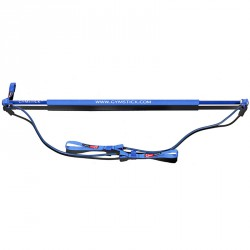 Fitnesz rúd Gymstick Aqua közepes kék Sportszer Gymstick