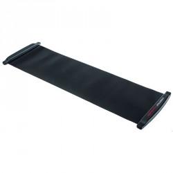Csúszó tornaszőnyeg Gymstick 180 cm fekete Sportszer Gymstick