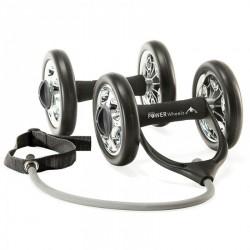 Power Wheelz erősítő kerék Gymstick Sportszer Gymstick