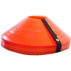 Tányérbója Gymstick 5 cm 10 db Sportszer Gymstick