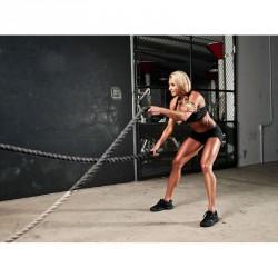 Fitnesz erősítő kötél Gymstick 12 m 5 cm Sportszer Gymstick