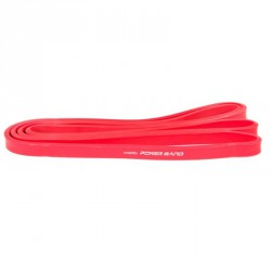 Erősítő szalag Gymstick gyenge piros Sportszer Gymstick
