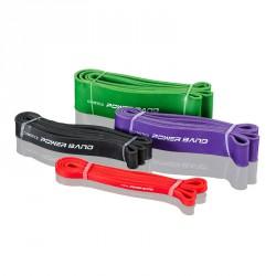 Erősítő szalag Gymstick erős lila Sportszer Gymstick