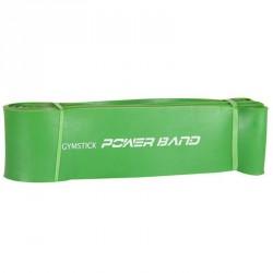Erősítő szalag Gymstick extra erős zöld Black Friday Gymstick