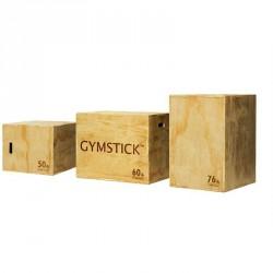 Plyo Box Gymstick 76x60x50 cm Sportszer Gymstick